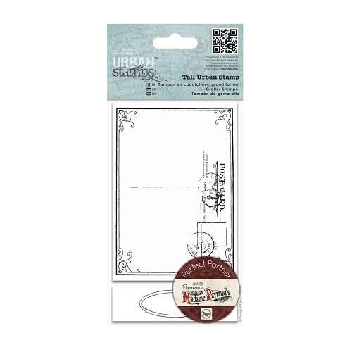 Tall Urban Stamps - Postal Frame