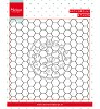 Stempels » Marianne Design » Stempels Background chickenwire CS0955