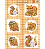 Marianne Design Autumn Animals - Fox VK9546