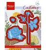 Cutting / embossing » Marianne Design » Creatables Tiny`s Rose LR0451