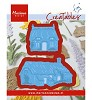 Cutting / embossing » Marianne Design » Creatables Tiny`s Cottages LR0453