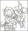 ELINE`S CLEAR STAMPS BUTTERCUP EC0124