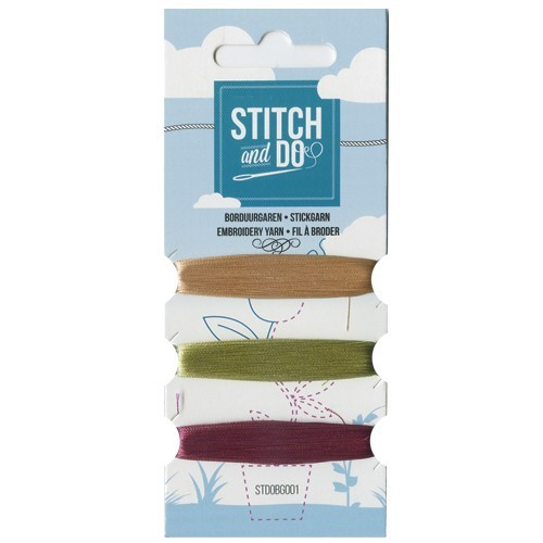 Stitch & Do borduurgaren STDOBG001