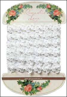 Romantic Lace white JU0946