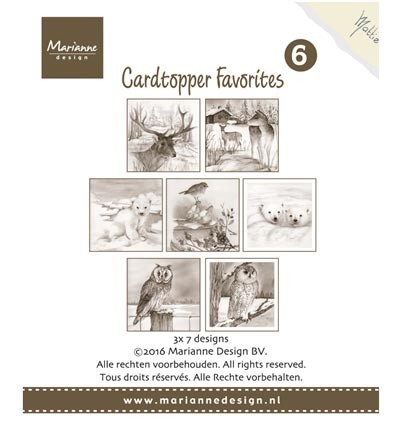 CT1506  - Card Toppers - Mattie 2