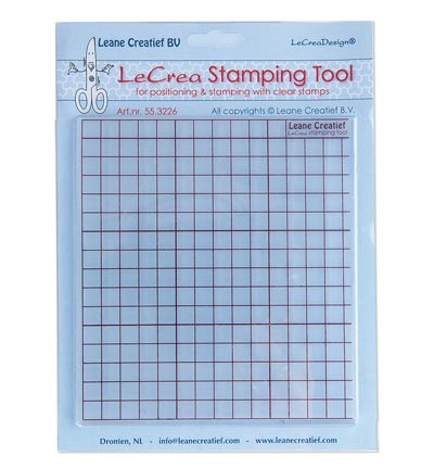 Stamping Tool voor clear stamps  55.3226