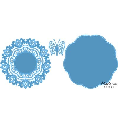 » Marianne Design » Creatables Anja`s butterfly  LR0454