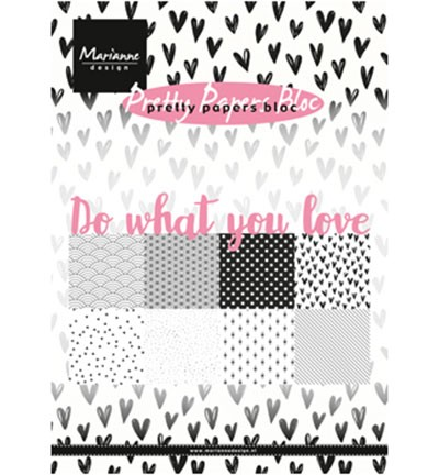 Marianne Design » Pretty Papers - A5  PK9149