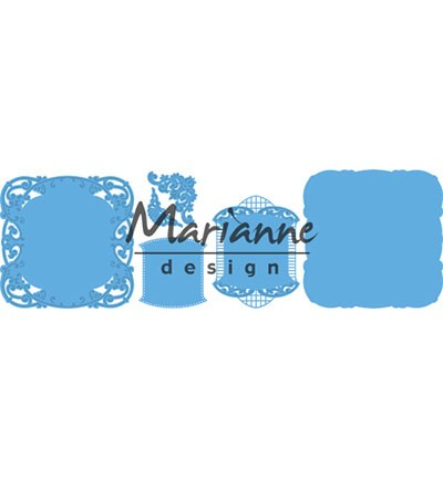 Cutting / embossing » Marianne Design » Creatables LR0484