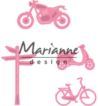 Cutting / embossing » Marianne Design » Collectable COL1436