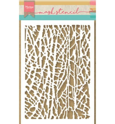Marianne Design Mask Stencil Tiny`s bark PS8003
