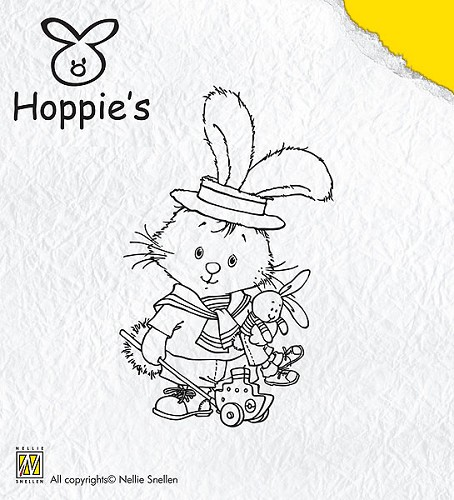 Clear Stamp Hoppie`s 1 - Little Sailor