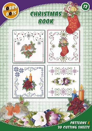 Hobbydots 12 - Christmas book