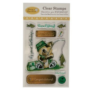 CLEAR STAMPS DND 9072000